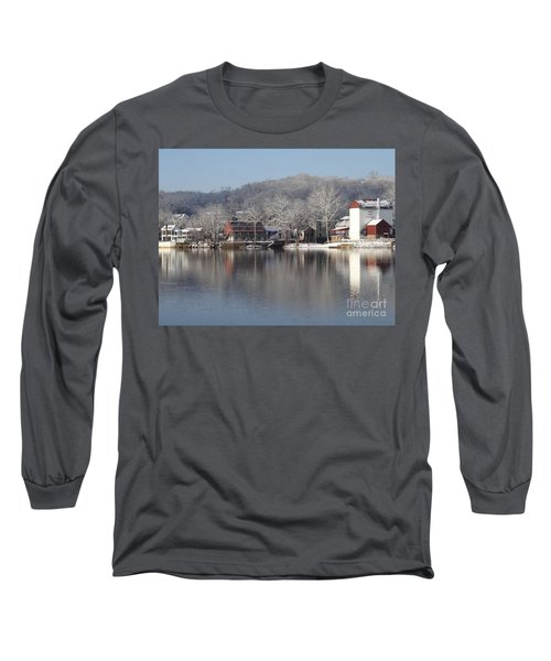 First Day Of Spring Bucks County Playhouse Long Sleeve T-Shirt