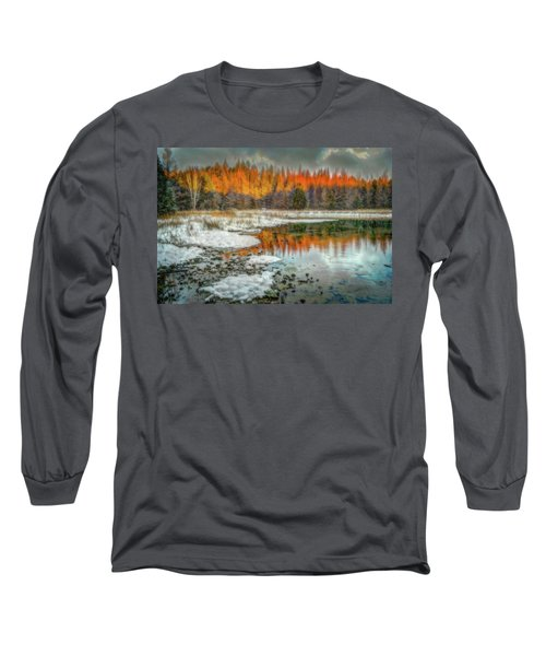 First Light At 3 Springs Long Sleeve T-Shirt