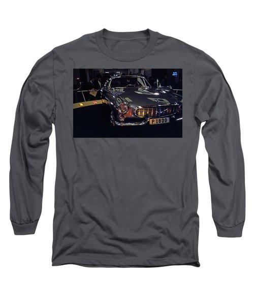 Long Sleeve T-Shirt featuring the photograph First Look P 1800 by John Schneider