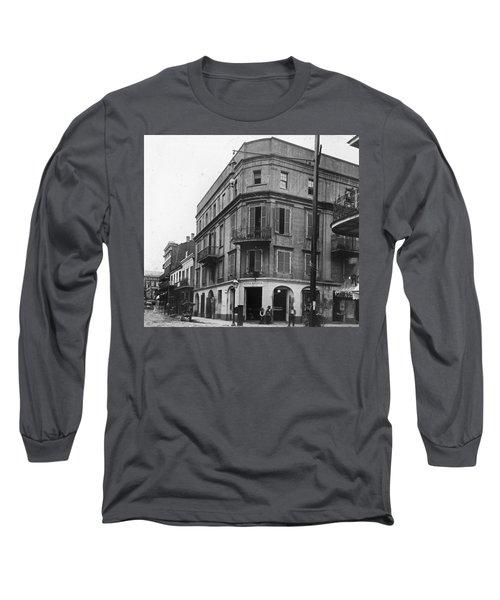 First Skyscraper Long Sleeve T-Shirt