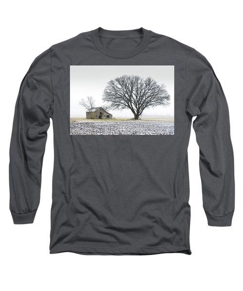 Winter's Approach Long Sleeve T-Shirt