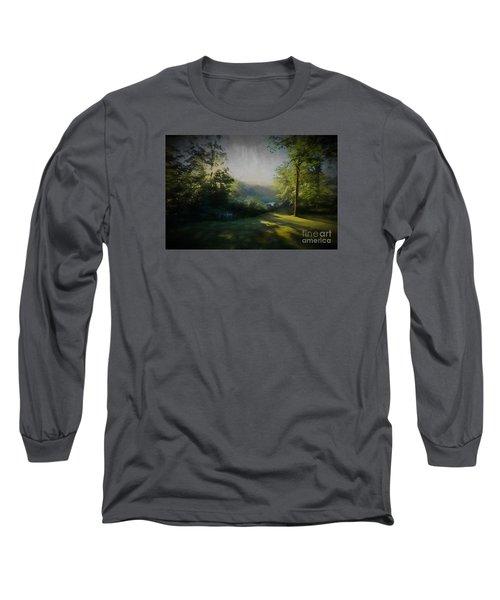 First Sun Long Sleeve T-Shirt by Mim White