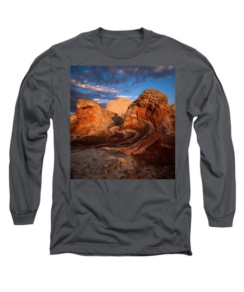 First Touch Long Sleeve T-Shirt by Bjorn Burton