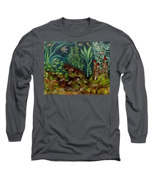 Fish Kingdom Long Sleeve T-Shirt