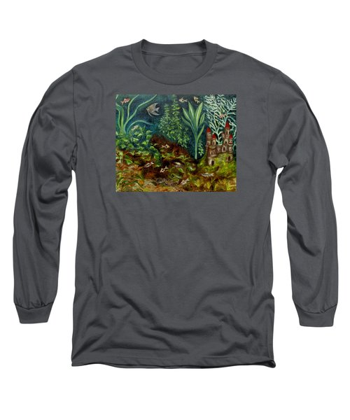 Fish Kingdom Long Sleeve T-Shirt