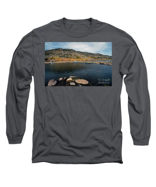 Fish Lake Ut Long Sleeve T-Shirt