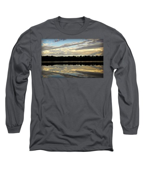 Long Sleeve T-Shirt featuring the photograph Fish Ring by Chris Berry