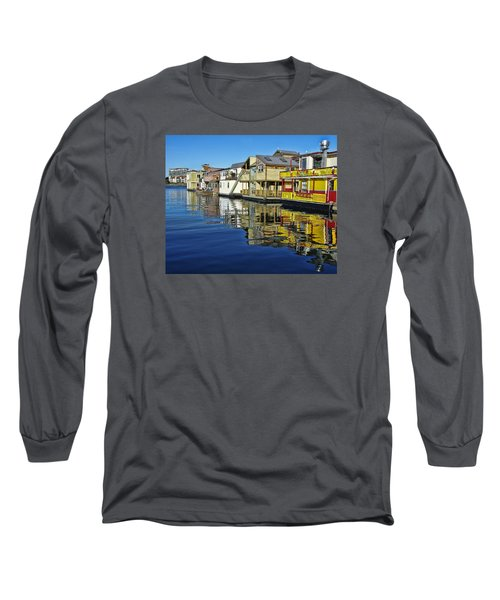 Fisherman's Wharf Long Sleeve T-Shirt