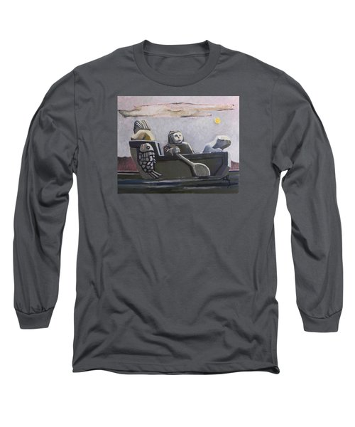 Fishers Long Sleeve T-Shirt
