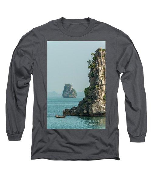 Fishing Boat 2 Long Sleeve T-Shirt