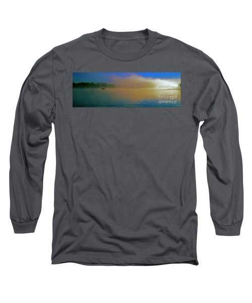 Fishing Boat Day Break  Long Sleeve T-Shirt