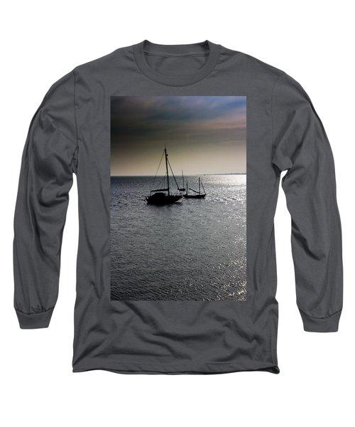 Fishing Boats Essex Long Sleeve T-Shirt