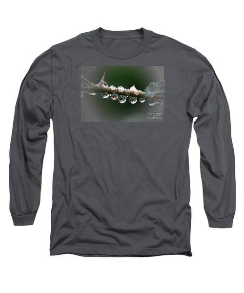Five Droplets Long Sleeve T-Shirt
