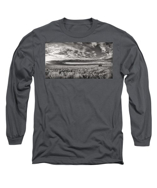 Fla-160225-nd800e-381pa85-ir-cf Long Sleeve T-Shirt by Fernando Lopez Arbarello