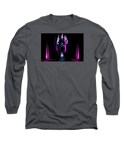 Flame Dance Long Sleeve T-Shirt