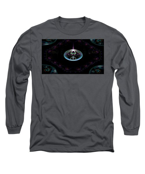 Flame Element Long Sleeve T-Shirt