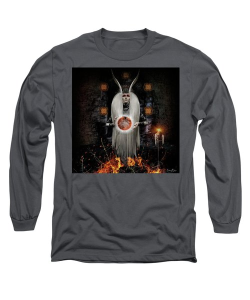 Flame Magick Long Sleeve T-Shirt
