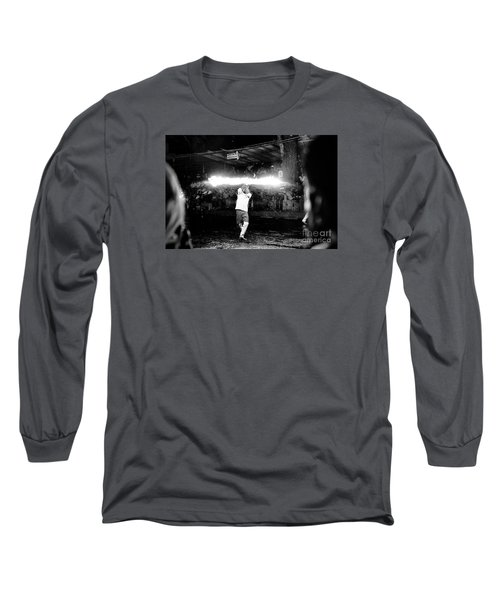 Flame Of Life Long Sleeve T-Shirt