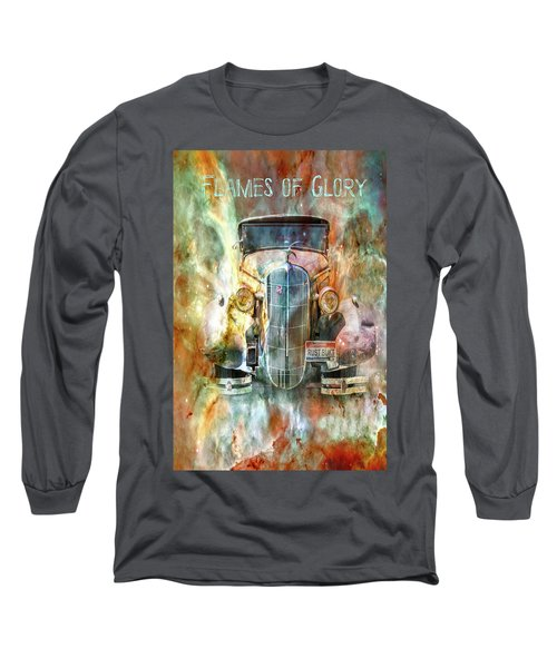 Flames Of Glory Long Sleeve T-Shirt