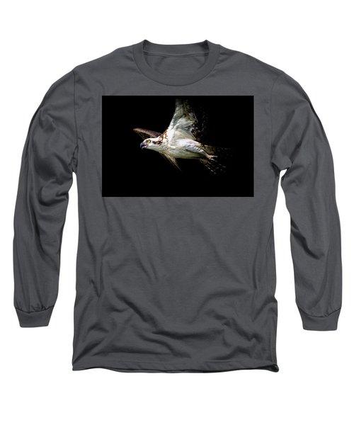 Flaps Up Long Sleeve T-Shirt