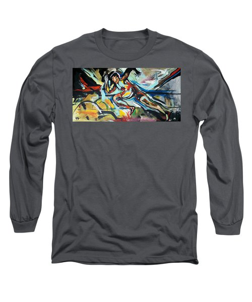 Flat Run Long Sleeve T-Shirt