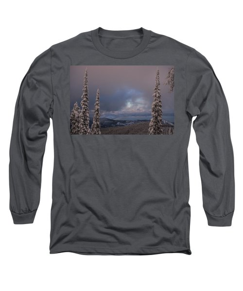 Flathead Winter 2016 Long Sleeve T-Shirt