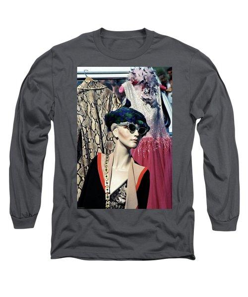 Flea Market Style Long Sleeve T-Shirt