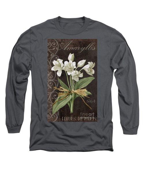 Fleurs De Paris Long Sleeve T-Shirt