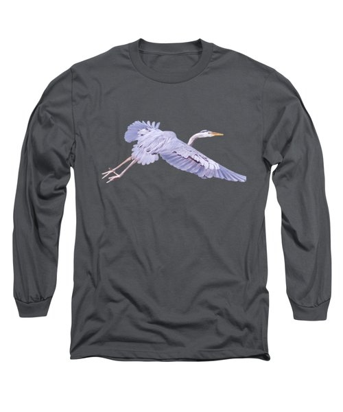 Fliegan Long Sleeve T-Shirt by Judy Kay