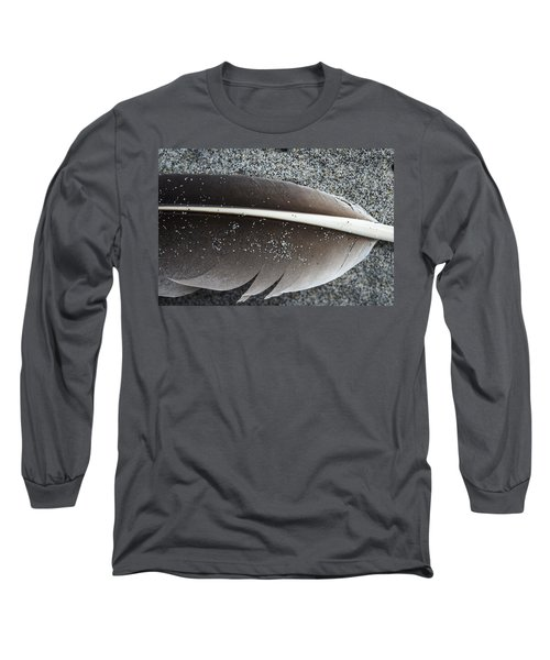 Flight Feather Long Sleeve T-Shirt