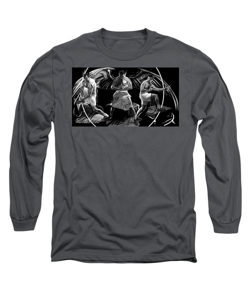 Flight 3 Long Sleeve T-Shirt
