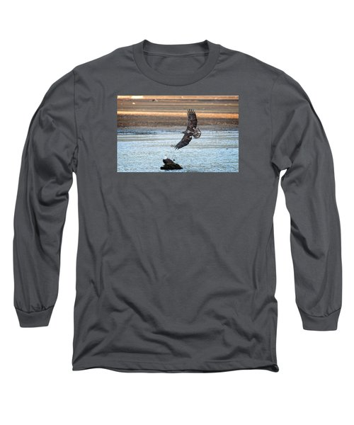 Flight Lessons Long Sleeve T-Shirt