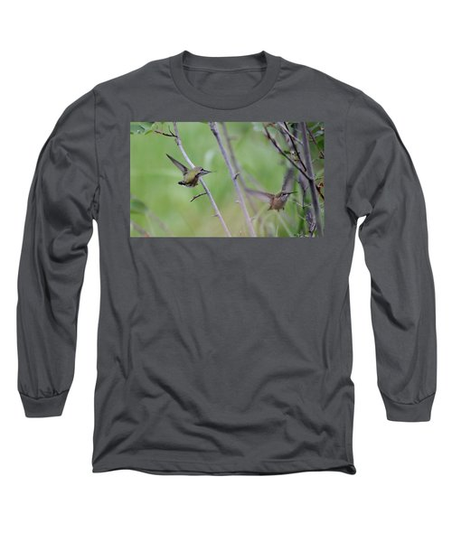 Flight Of The Calliopes Long Sleeve T-Shirt