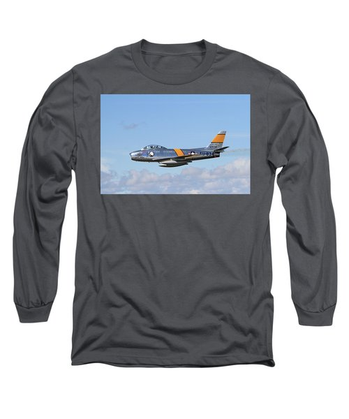 Flight Of The Sabre  Long Sleeve T-Shirt