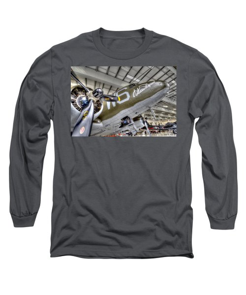 Flight Time Long Sleeve T-Shirt