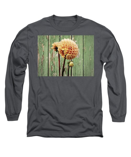 Floral Delight Long Sleeve T-Shirt