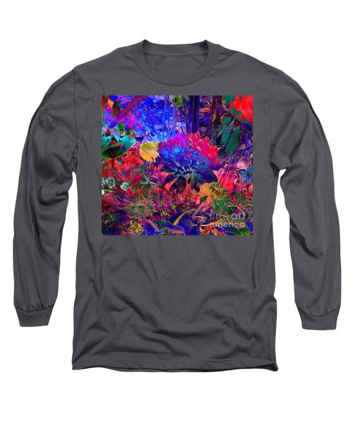 Floral Dream Of Summer Long Sleeve T-Shirt