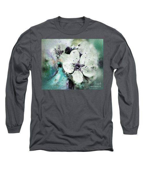 Floral Haze Long Sleeve T-Shirt