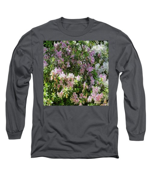 Floral Me This Long Sleeve T-Shirt