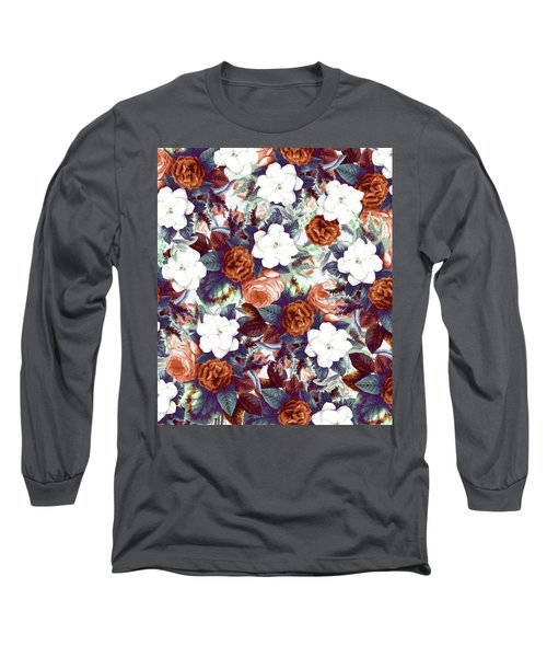 Floral Wonder Long Sleeve T-Shirt