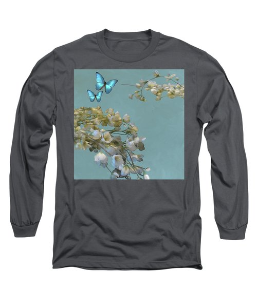 Floral04 Long Sleeve T-Shirt