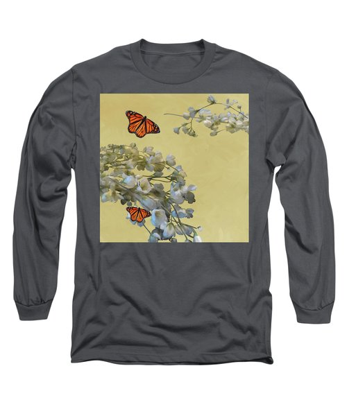 Floral05 Long Sleeve T-Shirt
