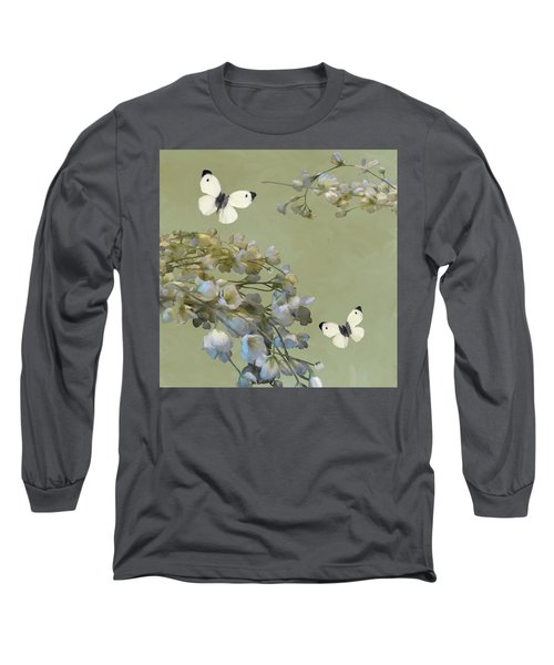 Floral07 Long Sleeve T-Shirt