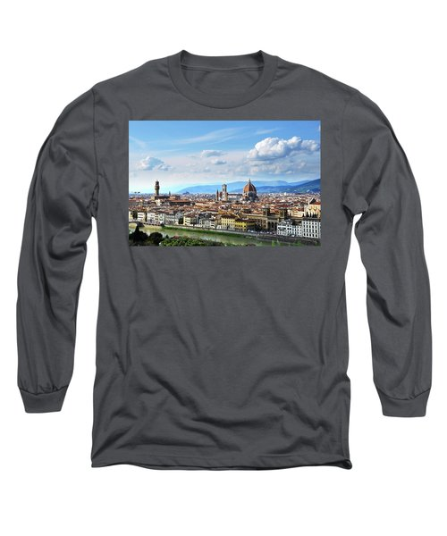 Florence, Italy Long Sleeve T-Shirt