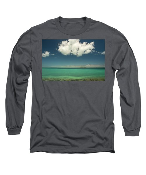 Florida Bay Long Sleeve T-Shirt by Dana Sohr