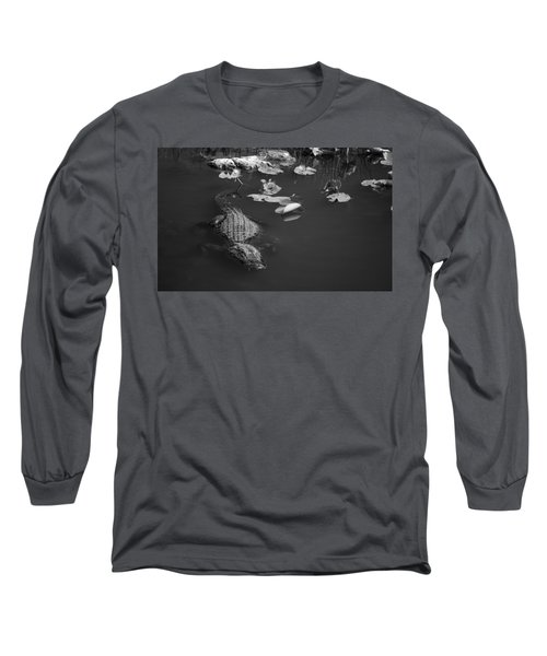 Florida Gator Long Sleeve T-Shirt by Jason Moynihan