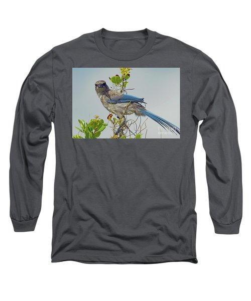 Florida Juvie Scrub Jay Long Sleeve T-Shirt