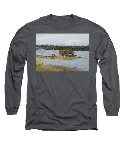 Florida Lake II Long Sleeve T-Shirt