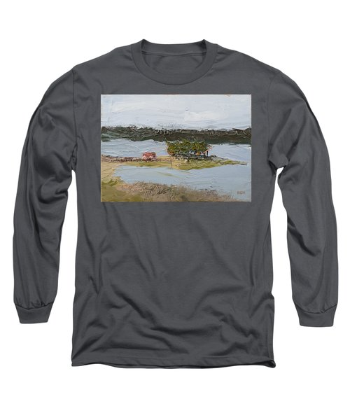 Florida Lake II Long Sleeve T-Shirt