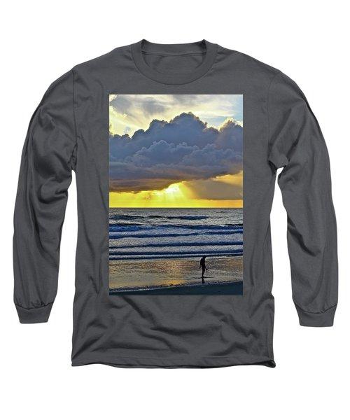 Florida Morning Long Sleeve T-Shirt